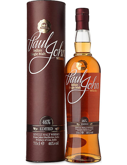 WORLD WHISKEY Edited single malt whisky 700ml