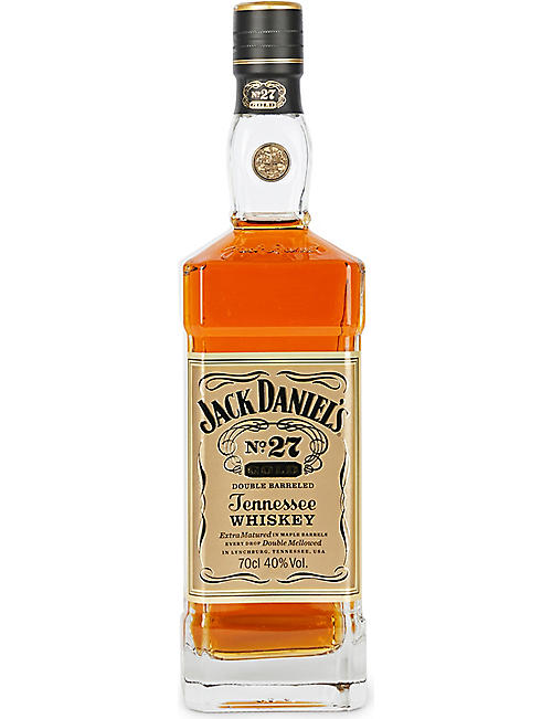 JACK DANIELS No.27 Gold whiskey 70cl