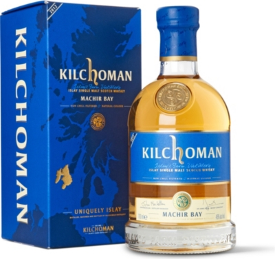 KILCHOMAN Machir Bay single malt Scotch whisky 700ml