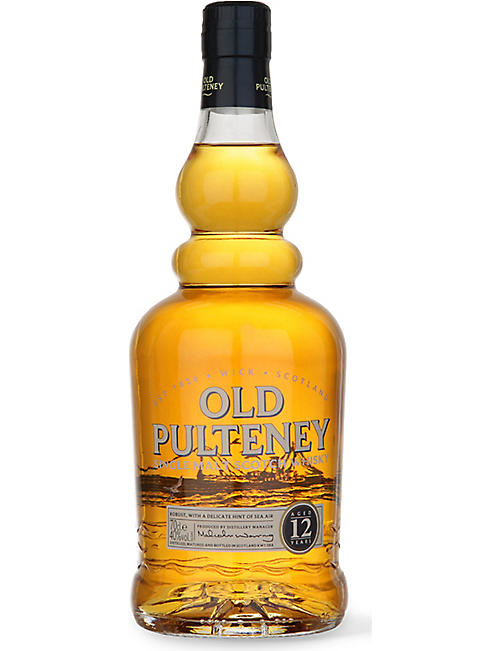 HIGHLAND 12 Year-Old Single Malt Scotch Whisky 700ml