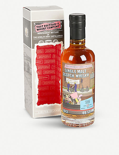 THAT BOUTIQUE-Y WHISKY COMPANY Rosebank 26-year-old single malt Scotch whisky 500ml