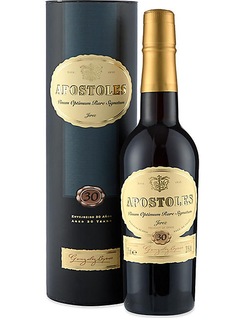 GONZALEZ BYASS: Apostoles 375ml