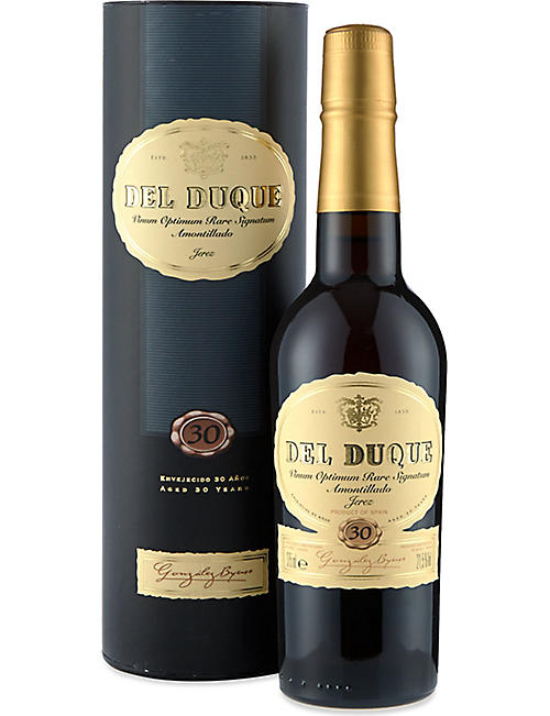 GONZALEZ BYASS Del Duque 375ml