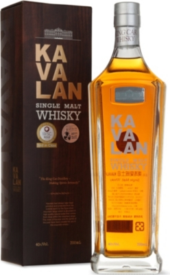 WORLD WHISKEY Kavalan single malt whisky 700ml