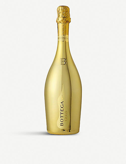 BOTTEGA: Bottega Gold prosecco 750ml