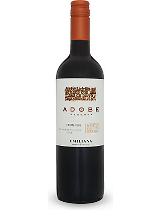 CHILE: Adobe carmenere 750ml