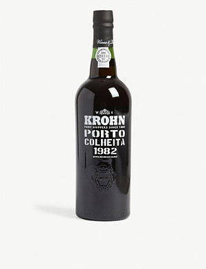 PORTUGAL Wiese and Krohn Colheita 1982 fortified wine 750ml