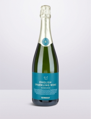 SELFRIDGES SELECTION Sparkling English Brut sparkling wine 50ml