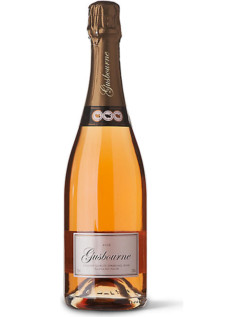 GUSBOURNE: Rose sparkling wine 750ml
