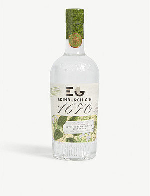 GIN 1670 Royal Botanic Garden Edinburgh Gin 700ml