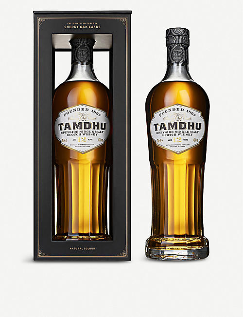 TAMDHU: Tamdhu 10-year-old single malt Scotch whisky 700ml