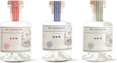 ST GEORGE Gin triple pack 3 x 60ml