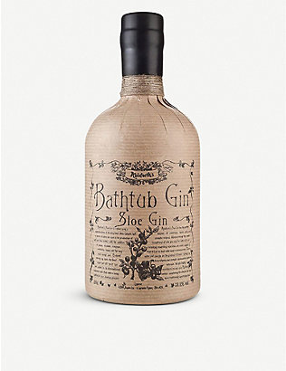 ABLEFORTH'S: Bathtub sloe gin 500ml