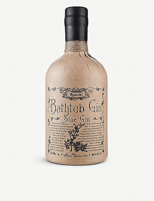 ABLEFORTH'S Bathtub sloe gin 500ml