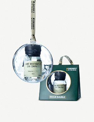 GIN Drinks By The Dram That Boutique-y Gin Company Yuletide gin bauble 30ml