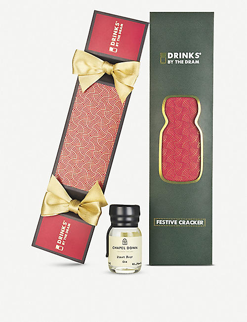 GIN Drinks By The Dram Chapel Down Pinot Noir gin cracker 30ml