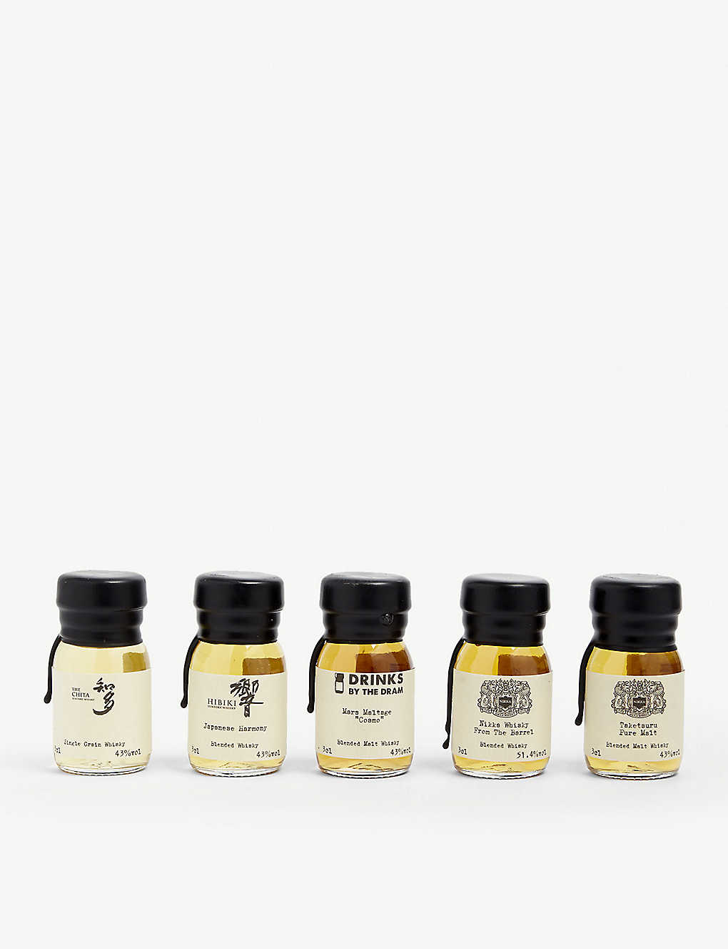 WORLD WHISKEY: Japanese whiskey tasting set