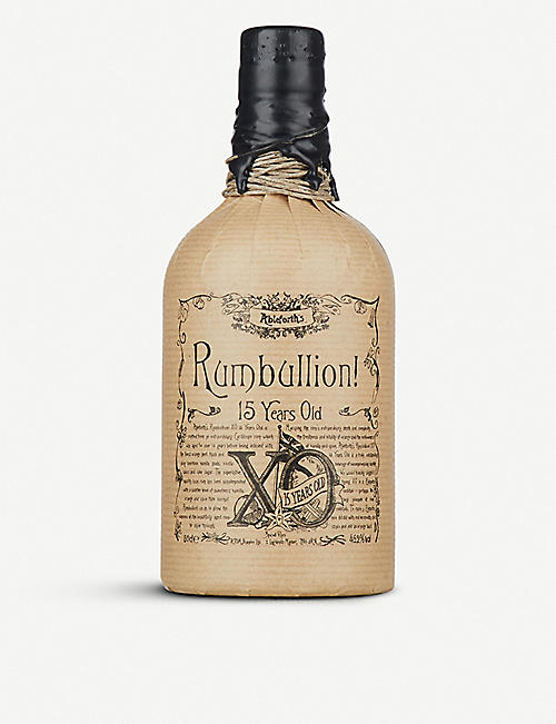 ABLEFORTH'S: Rumbillion XO 15-year-old rum 750ml