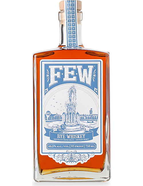 WORLD WHISKEY Rye whisky 700ml