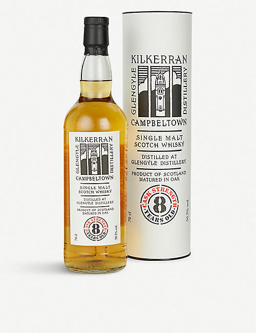SPRINGBANK Kilkerran 8-year-old single malt Scotch whisky 700ml
