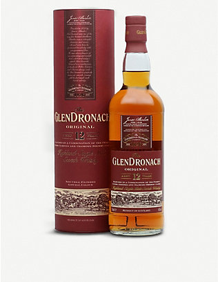 HIGHLAND: GlenDronach 12-year-old single malt Scotch whisky 700ml
