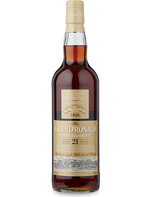 HIGHLAND 21 year single malt scotch whiskey 700ml