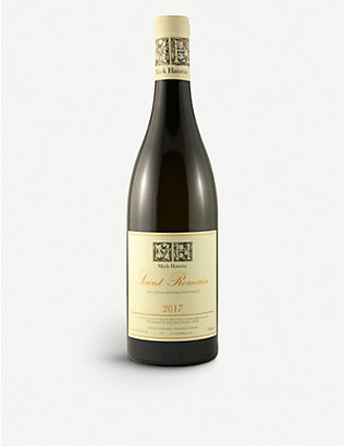 FRANCE: Mark Haisma St Romain 2017 Burgundy 750ml