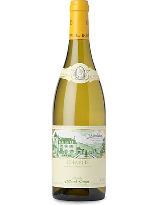 BURGUNDY: Chablis 750ml