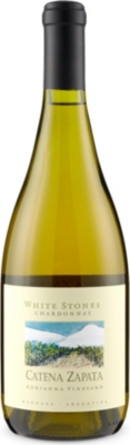 CATENA White Stones 2014 Chardonnay 750ml