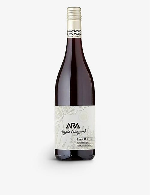 NEW ZEALAND: Single Estate Pinot Noir 750ml