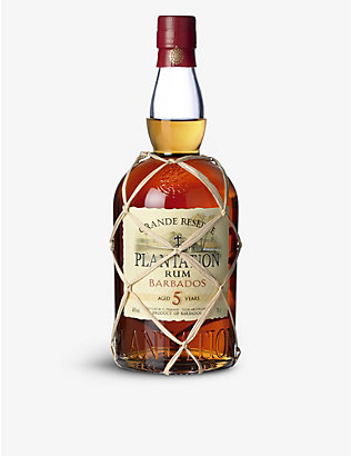 PLANTATION: Barbados Grand Reserve 5 Year Old Rum 700ml