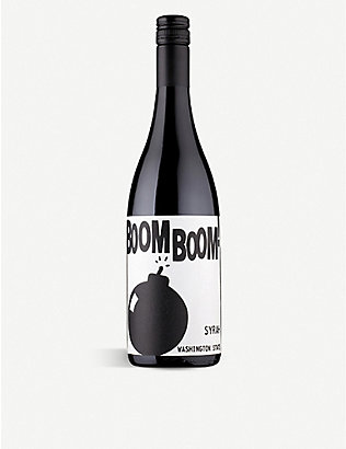 USA: Boom Boom Syrah 750ml