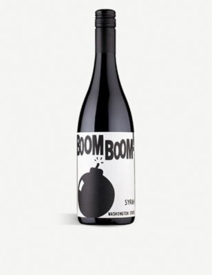 USA Boom Boom Syrah 750ml