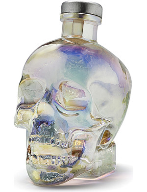CRYSTAL HEAD VODKA Aurora limited edition vodka 700ml