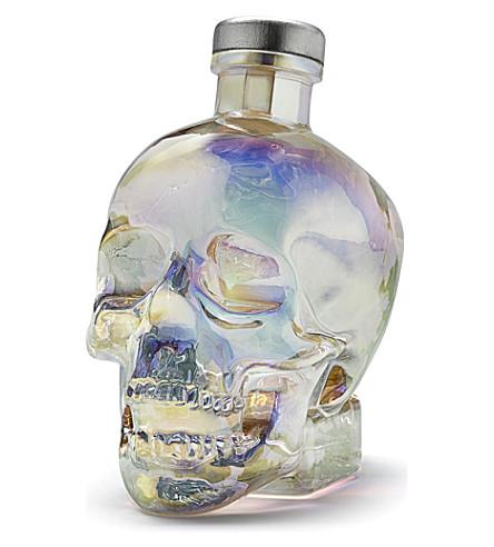 CRYSTAL HEAD VODKA - Aurora limited edition vodka 700ml   Selfridges.com