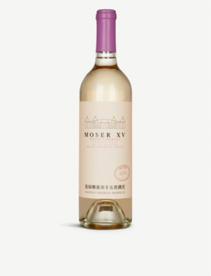 WORLD OTHER Changyu Moser XV 2017 white cabernet 750ml