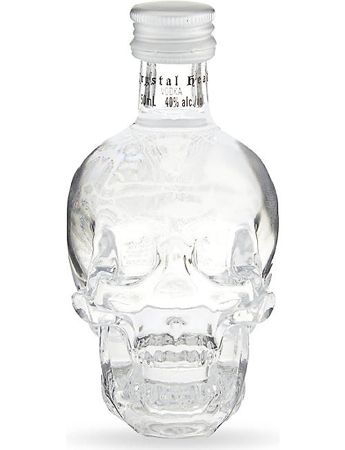 CRYSTAL HEAD VODKA CRYSTAL HEAD VODKA 迷你50毫升
