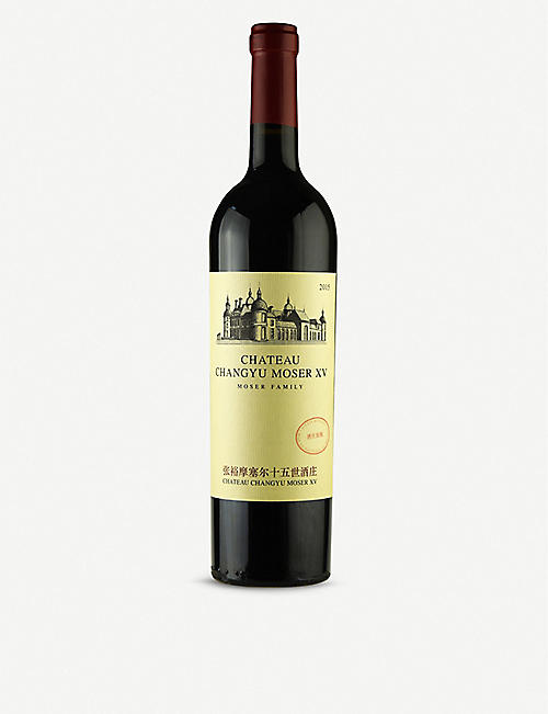 WORLD OTHER: Changyu Moser Family cabernet sauvignon 750ml
