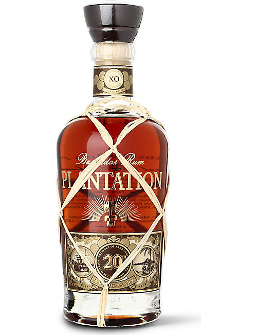 PLANTATION: Barbados Extra Old 20th Anniversary Rum 700ml