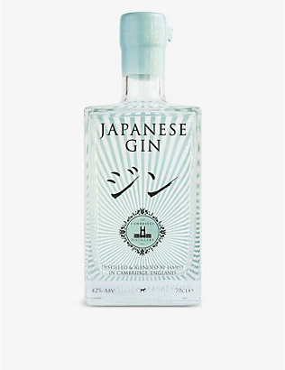 CAMBRIDGE GIN: Japanese gin 700ml