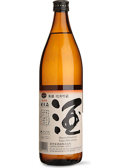 WORLD OTHER: Shusen sake 900ml