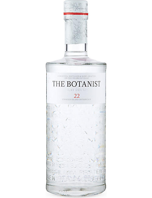 THE BOTANIST: Islay dry gin 700ml