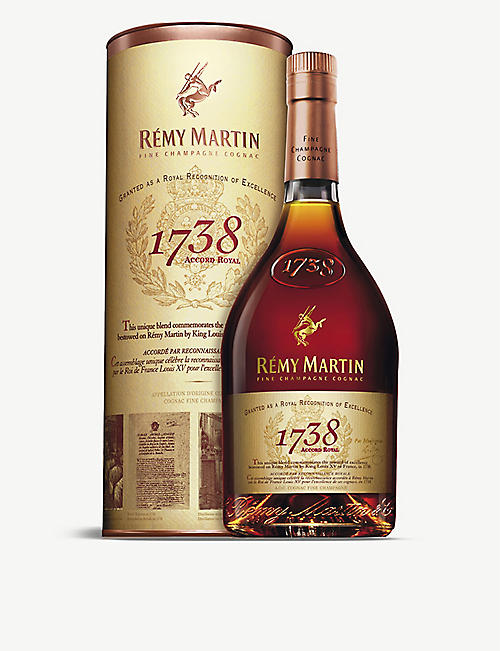 REMY MARTIN: 1738 Accord Royal cognac 700ml