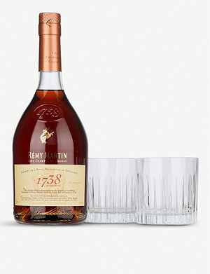 COGNAC Rémy Martin 1738 Accord Royal gift pack 700ml