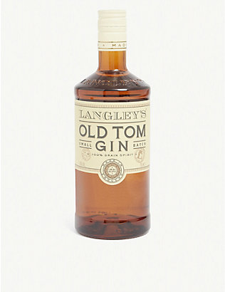 GIN: Langley's Old Tom gin 700ml