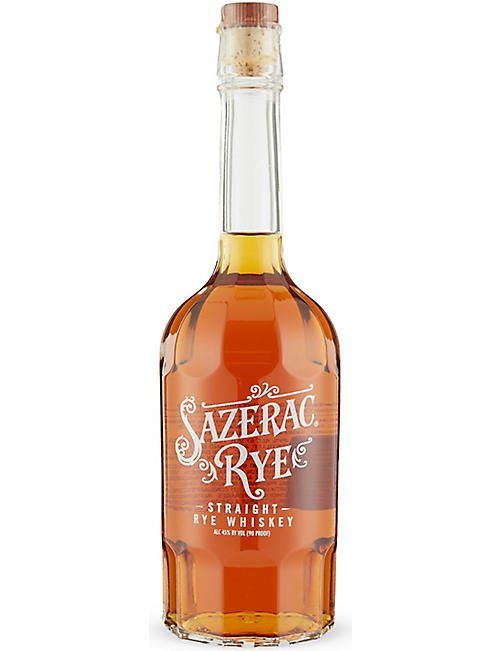 BUFFALO TRACE Straight rye whiskey 750ml