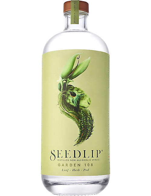 APERITIF & DIGESTIF Garden 108 distilled non-alcoholic spirit 700ml