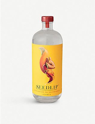 SEEDLIP: Grove 42 Citrus non-alcoholic spirit 700ml