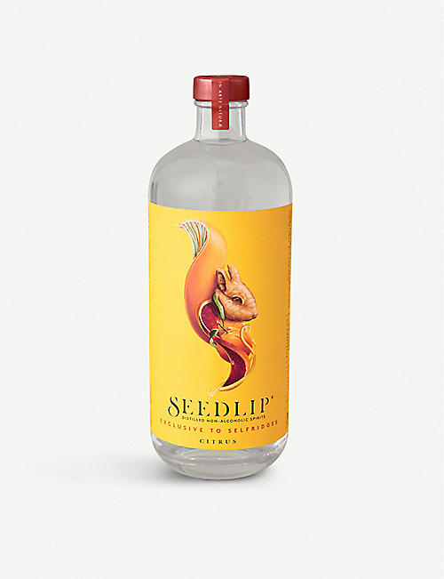 SEEDLIP Limited Edition Citrus non-alcoholic spirit 700ml