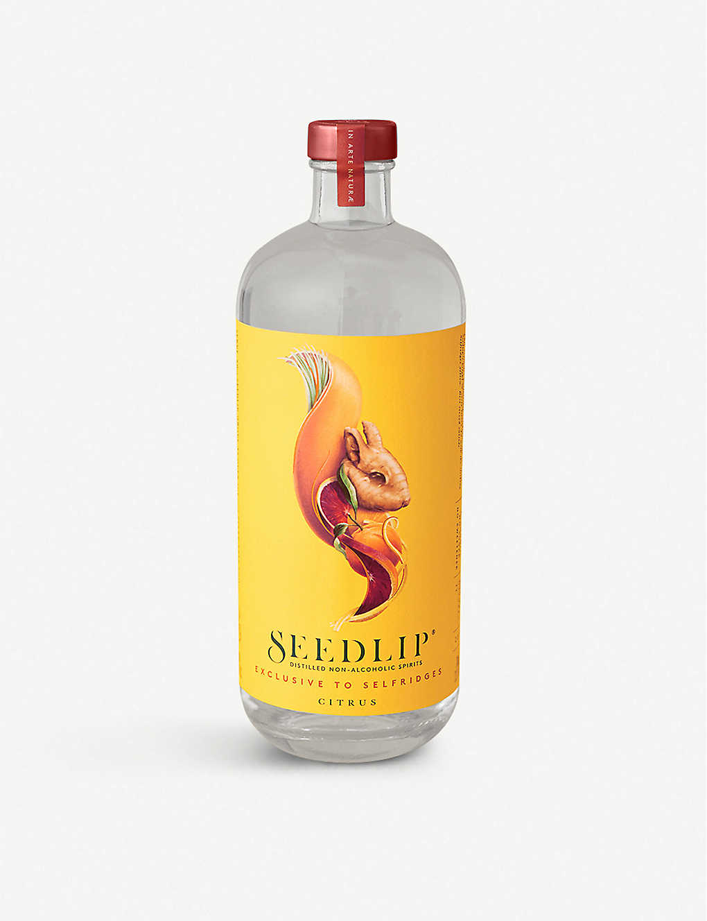 SEEDLIP: Limited Edition Citrus non-alcoholic spirit 700ml